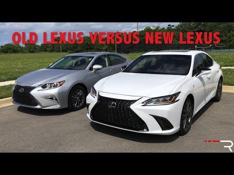 Is The 2019 ES F-Sport The Best Looking Lexus Sedan?