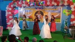 nityam stutinchina nee runamu tirchalenu children's dance