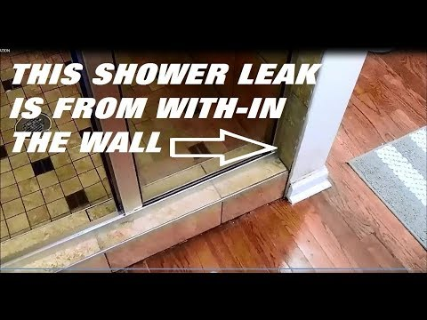 WHY SHOWER LEAKS