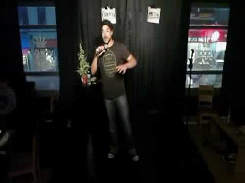 Cory Bowles from The Trailer Park Boys July 25 2012 Vapor Ce