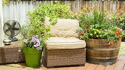 How To - DIY Mosquito Repelling Container Garden - Hallmark Channel