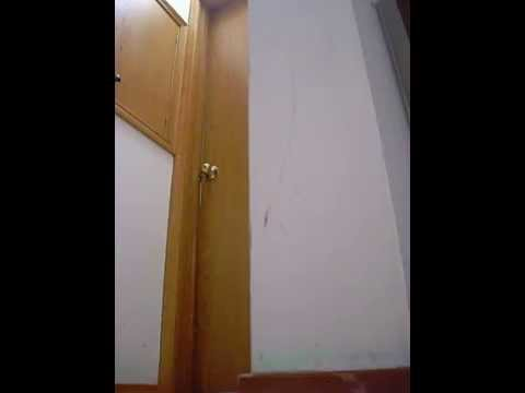 Door Opens And Closes By Itself Youtube