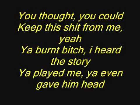 Eamon I Don't Want You Back (Fuck It) (lyrics)