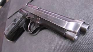 Video Beretta 92S Italian Police Trade In download MP3, 3GP, MP4, WEBM, AVI, FLV Juni 2018