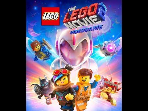 The Lego Movie 2 Videogame 100% часть 1 (стрим на канале player00713)