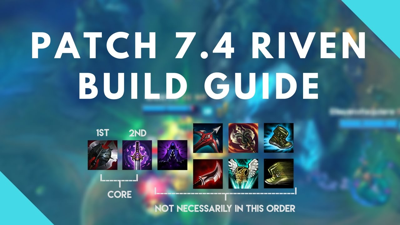 Boxbox Riven Build S