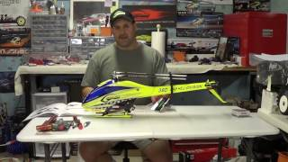 Sab Goblin 380 overhaul maintenance  what to replace and tips,from www.Rcgalore.com