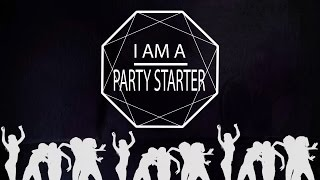 "Lil Rick - Party Starter ""2015 Soca Music"" (Official Lyric Video)"