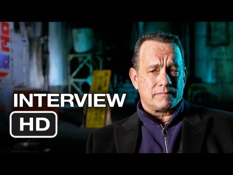 Cloud Atlas Interview - Tom Hanks (2012) - Tom Hanks, Halle Berry Movie HD