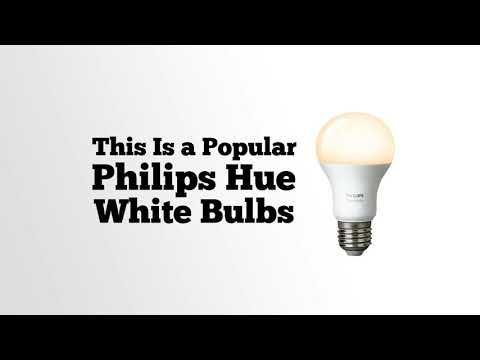 Philips Hue White A19 4 Pack 60W Review