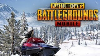 Pubg Mobile Live Stream [PUBGM] Snow Map Play With Me