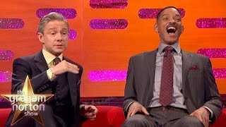 Download Martin Freeman Hates Getting Recognised at Urinals - The Graham Norton Show Mp3 and Videos