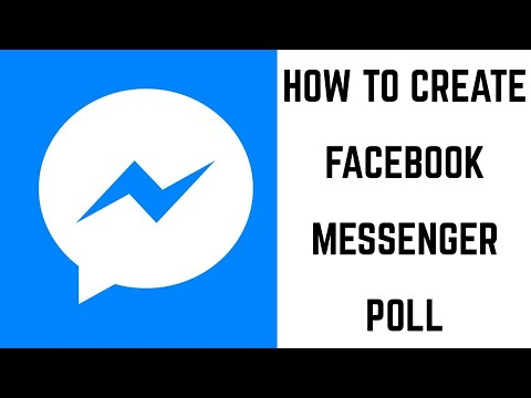 How to Create Facebook Messenger Poll