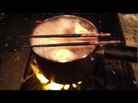 How To Prevent Soup From Boiling Over