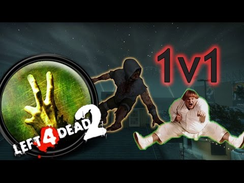 L4D2 -- INC vs JOU -- 1v1 Hunters