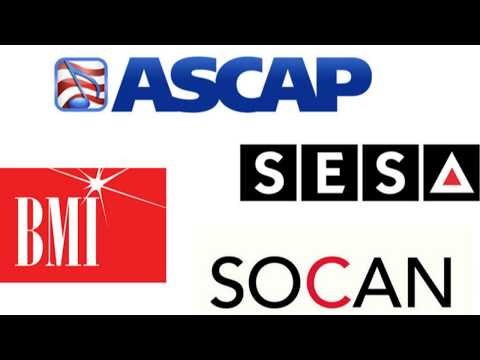 PERFORMING RIGHTS ORGANIZATION-BMI ASCAP SESAC -MAKE MORE MONEY WITH MUSIC