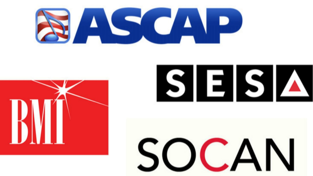 Performing Rights Organization Bmi Ascap Sesac Make More Money With