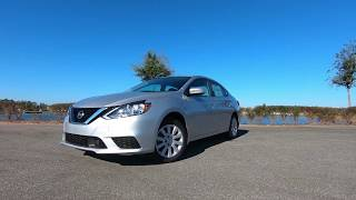 2018 Nissan Sentra S Inside Out