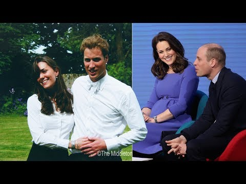 Kate's AWKWARD reaction when she FIRST met William REVEALED