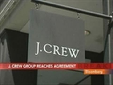 J. Crew Agrees to Buyout by TPG Capital, Leonard Green: Video