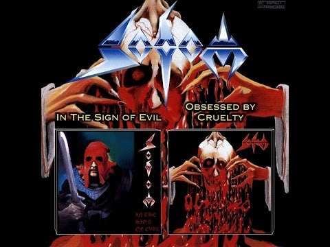 SODOM - In the Sign of Evil + Obsessed By Cruelty[EP+ Full Album] HQ thumb