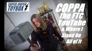 COPPA, the FTC, YouTube & the Action Figure Community