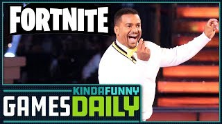 Fresh Prince's Carlton Sues Fortnite - Kinda Funny Games Daily 12.18.18