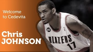 Chris Johnson, welcome to Cedevita I KK Cedevita TV