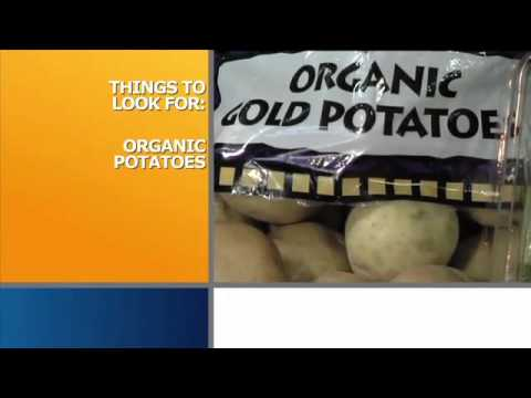 Dr. OZ: Organic Food