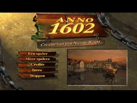Axron1 play's Anno 1602 continuous play Episode 1
