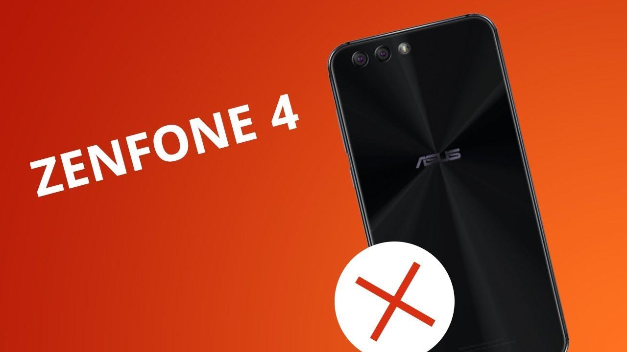 ab09874cbca7c 5 motivos para NÃO comprar o Zenfone 4 - Vídeos - Canaltech