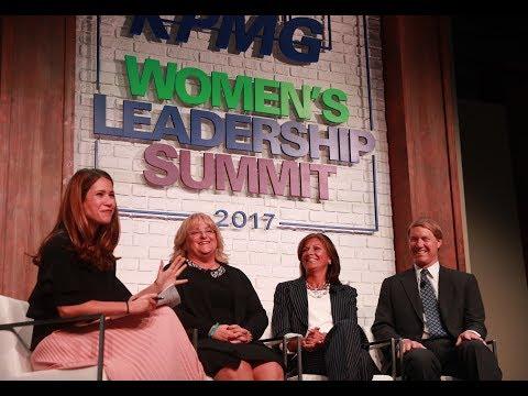 C-Suite Vision - 2017 KPMG Women's Leadership Summit