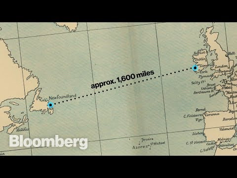 The Undersea Cable That Linked The World