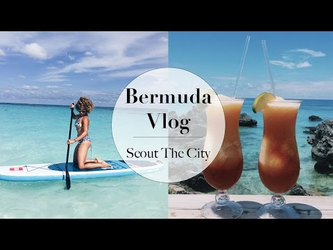 Bermuda Vlog II Let's Scout Bermuda Together