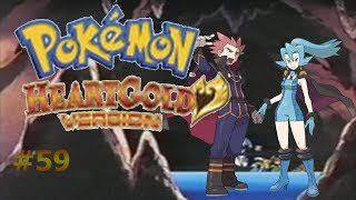 Revancha contra los maestros Dragon/Pokemon Heart Gold #59