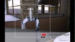 Обогрев труб нагревательным кабелем DEVI(, 2013-03-15T08:27:56.000Z)