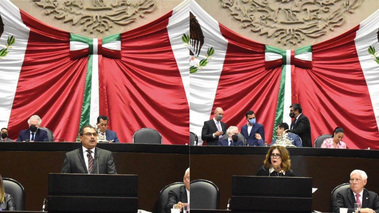Download Dips. Casimiro Zamora y Cecilia Márquez /Comparecencia del Srio. de Agricultura y Desarrollo Rural.