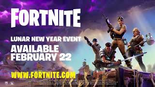 FORTNITE – New Year Event Game Trailer   2018