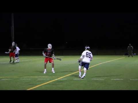 Western Washington University VS Western Oregon University Lacrosse 2017
