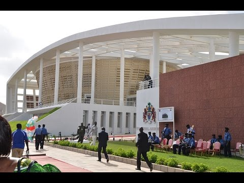 GAMBIA NATIONAL ASSEMBLY SESSION