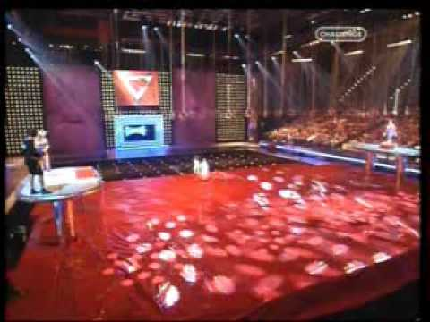 UK Gladiators - Season 3 -  Hang Tough - Jet