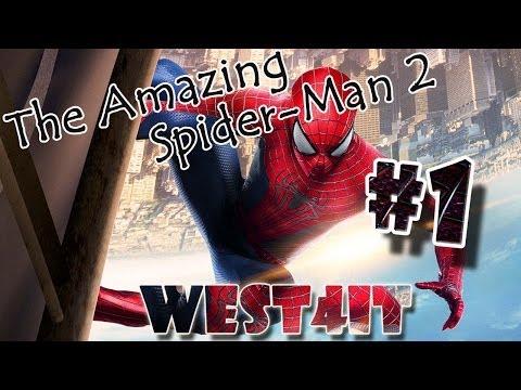 Новый Человек паук Высокое напряжение 2014 Первый