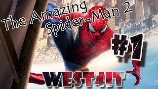 The Amazing Spider-Man 2 . Новый Человек-паук: Высокое напряжение Прохождение