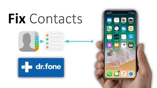 How to Recover Lost iPhone Contacts? [Solved] Contacts Disappeared