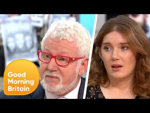 Should Hate Preacher Anjem Choudary Be Released From Prison? | Good Morning Britain
