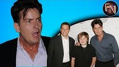"""Charlie Sheen - Wird der Rabauke wieder in """"Two and a Half Men"""" spielen?"""