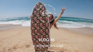 SOYL Vlog #8: Das chilligste Surfcamp! ⛺️☀️