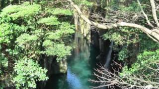 高千穂峡(たかちほきょう)は、宮崎県西臼杵郡高千穂町三田井にある五...