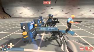 Team Fortress 2  Уроки шпионажа 1