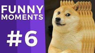 99% LUDZI UMIERA ZE SMIECHU - Kompilacje Twitch #6